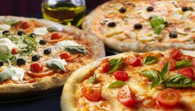 Giropizza: All You Can Eat per 2 persone